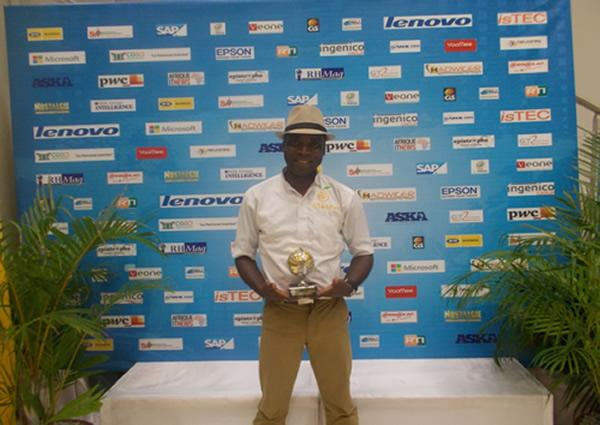 Lôr Bouôr au IT Forum Award