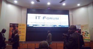 La 8ème édition de l'IT-Forum se tient à Abidjan les 7 et 8 juin 2016...